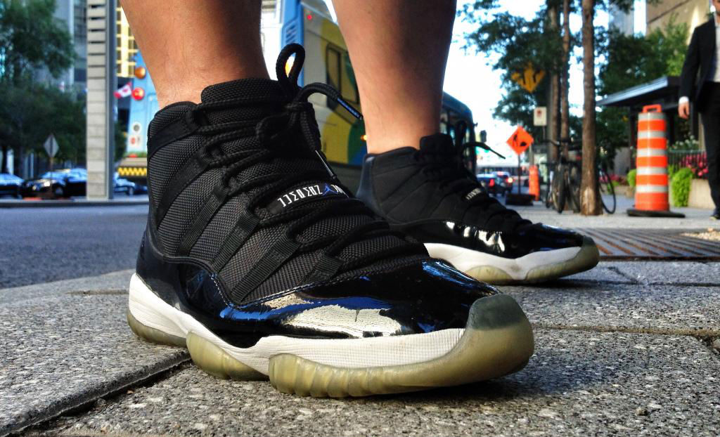 Spotlight // Forum Staff Weekly WDYWT? - 10.5.13 - Air Jordan XI 11 Retro Space Jam by Shooter