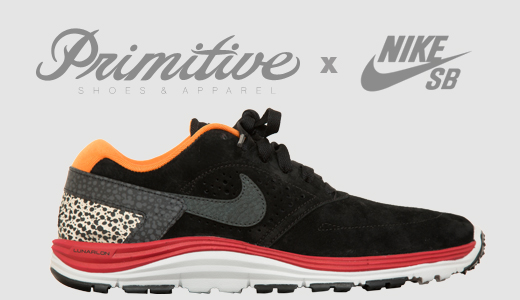 0ec7b96e6857 The Primitive x Nike SB Lunar Rod