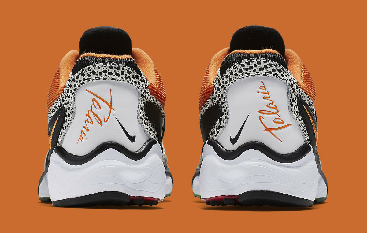 Nike Zoom Talaria Safari 844695-006 Heel