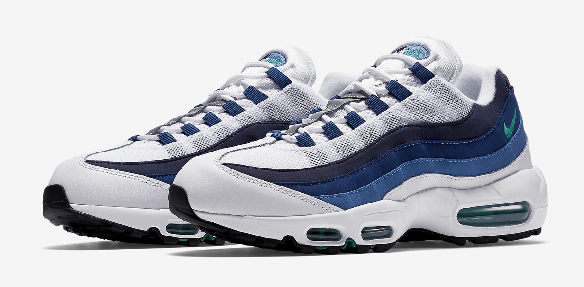 A Timeless Makeover On The Nike Air Max 95 Ultra Essential