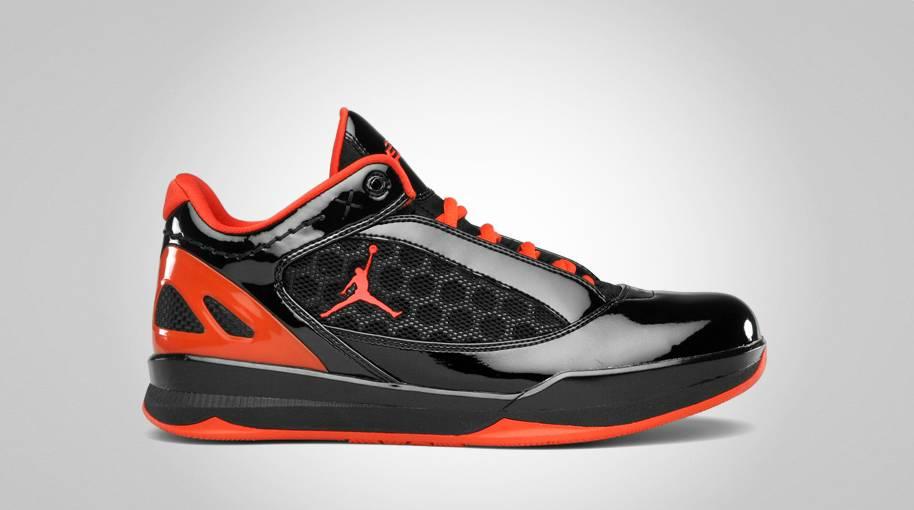 5412b89c6ab6b2 Jordan CP 2 Quick Black Team Orange 467821-030