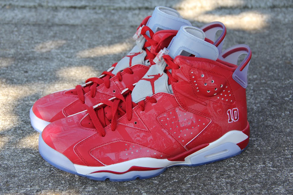 d2fbd00811fd Air Jordan 6 Retro  Slam Dunk