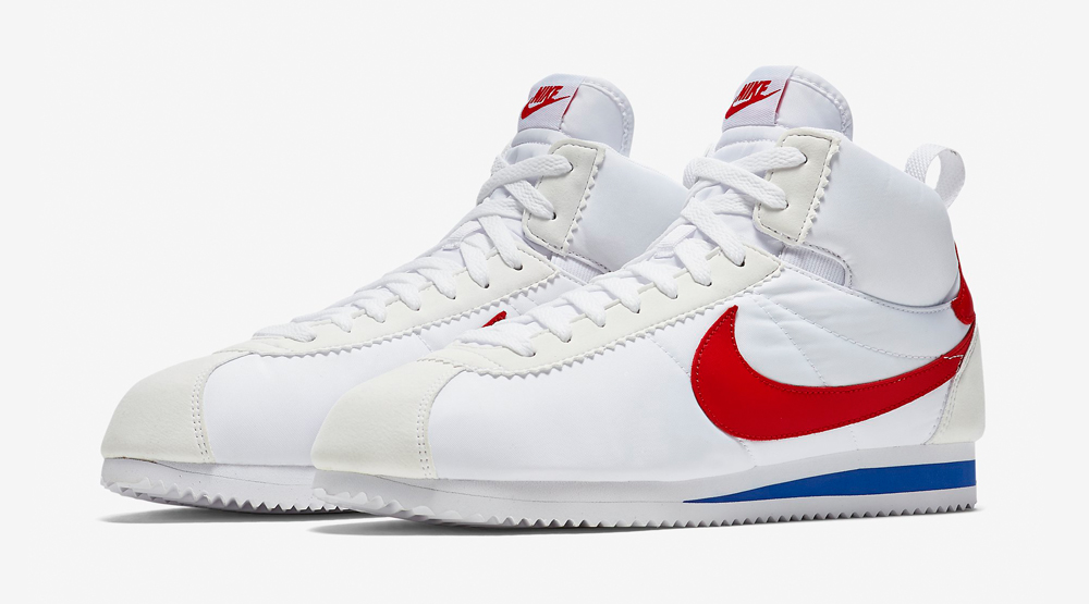 factory authentic be15b 3e238 Nike Really Turned the Cortez Into a Chukka | Sole Collector