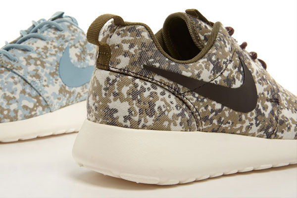 low priced 43f86 c7232 After breaking news of their upcoming release last month, today brings us  our best look yet at the upcoming Roshe Run Camo Pack.