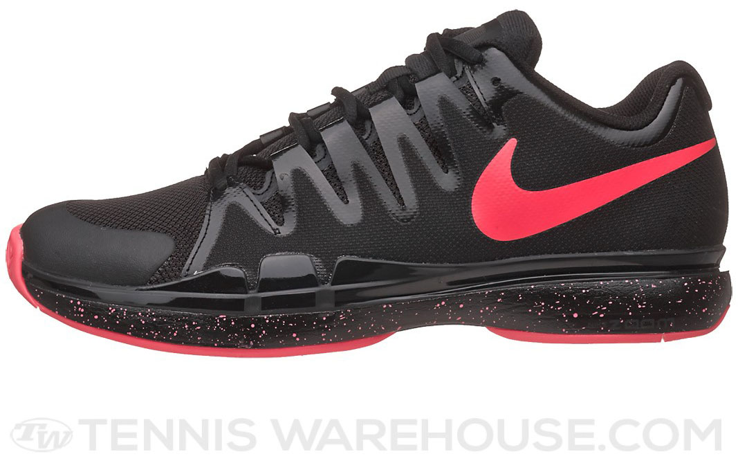 efd17be9b7cc Nike Zoom Vapor 9.5 Tour US Open Night Black Hyper Punch (2)