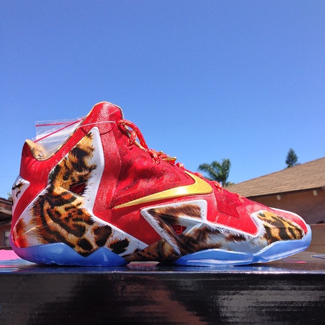 d067f087d965 A Bunch of People Received Their 2K14 LeBron 11s Today