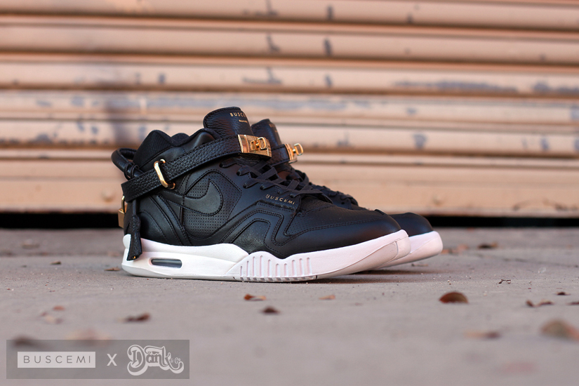promo code 3258f e3206 Nike Air Tech Challenge 2 Buscemi Remix by Dank Customs