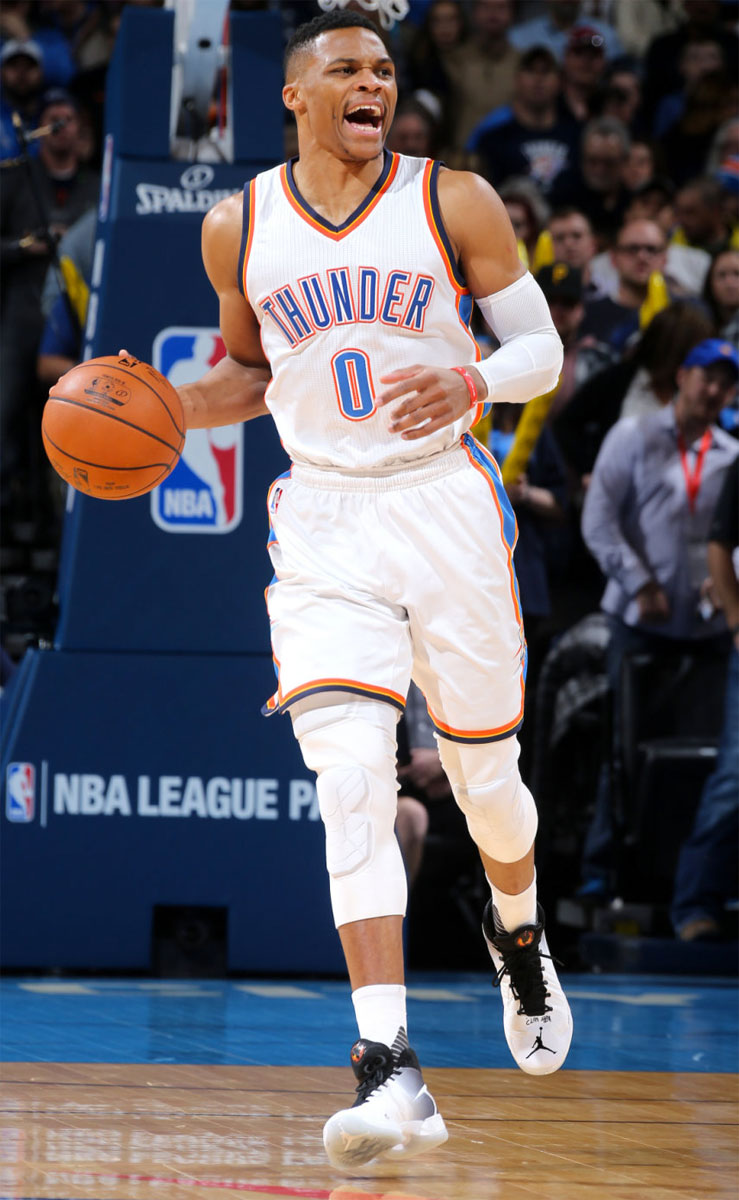 Russell Westbrook Debuts the Air Jordan XXX (10)