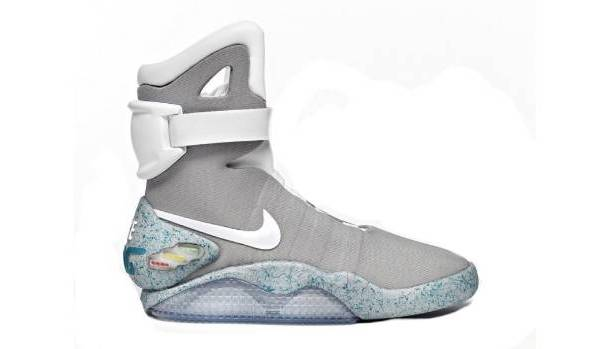 News: Seventh Round of Nike MAG Back to the Future Shoe Auctions Raise  $494,000