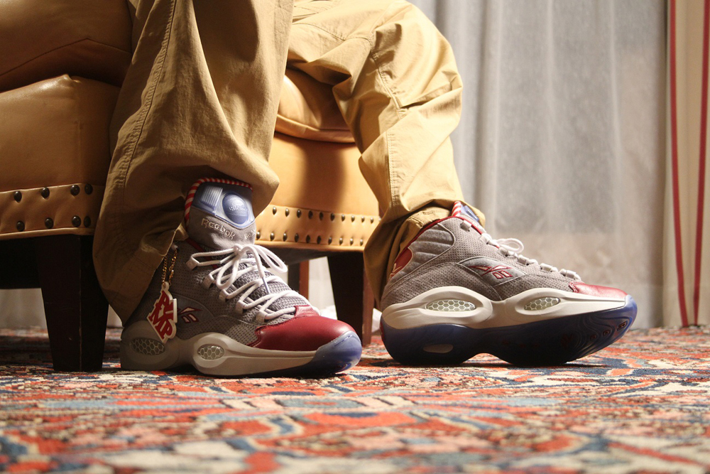 2019 authentic latest style of 2019 the cheapest Allen Iverson Explains the Story Behind the Villa x Reebok ...