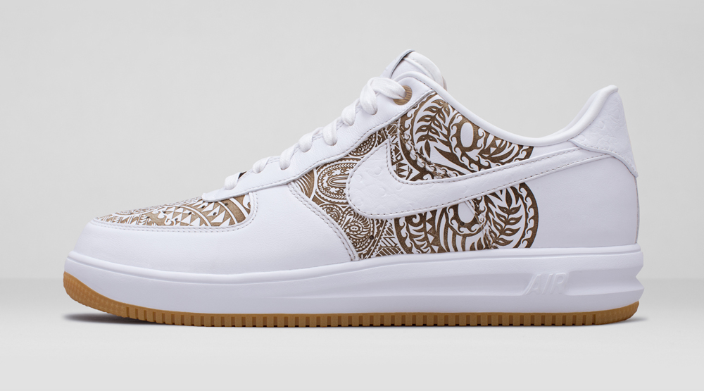 Exclusive Nike Lunar Force 1s for Draft