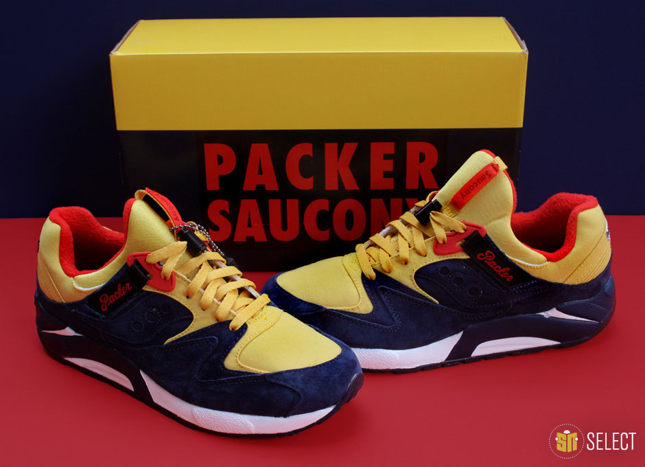 Packer Shoes x Saucony Grid 9000 Snow Beach (5)