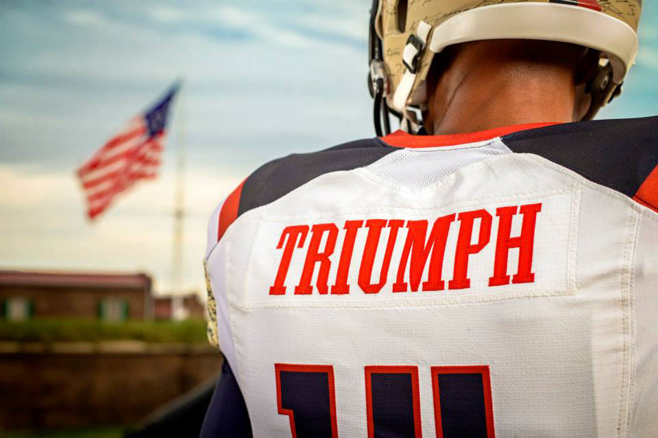 Maryland's Under Armour 'Star-Spangled Banner' Uniforms (1)