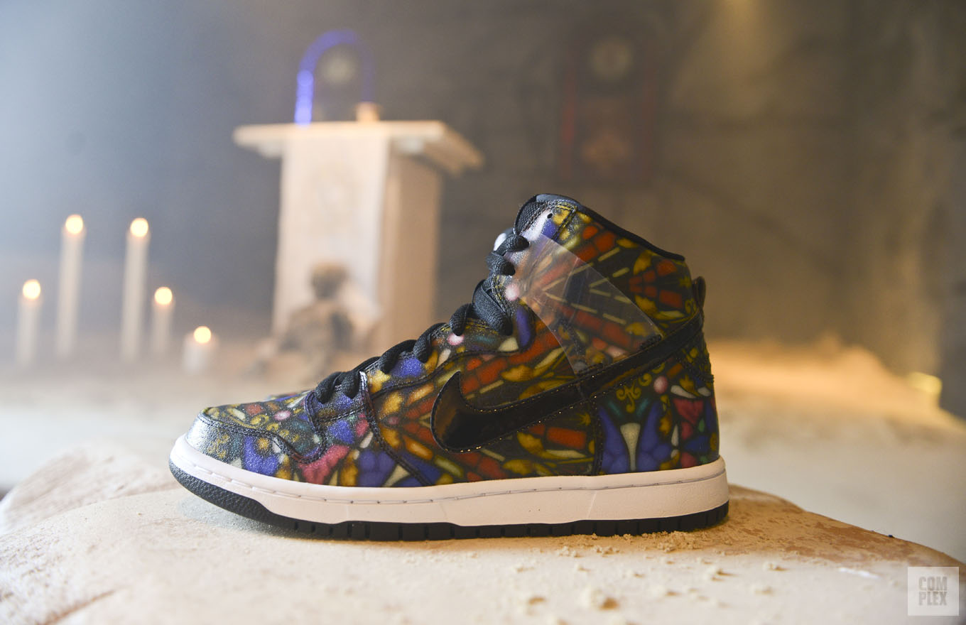 Enjoy these images of the space courtesy of Complex Sneakers and watch for  the whole set to release on July 25.