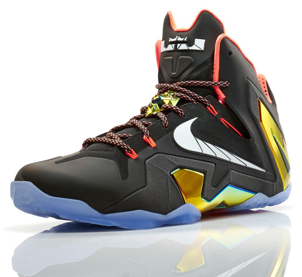 Nike LeBron XI 11 Elite Series Gold (1)
