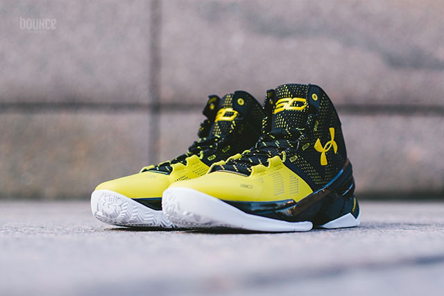 Under Armour Curry Two Longshot (3)