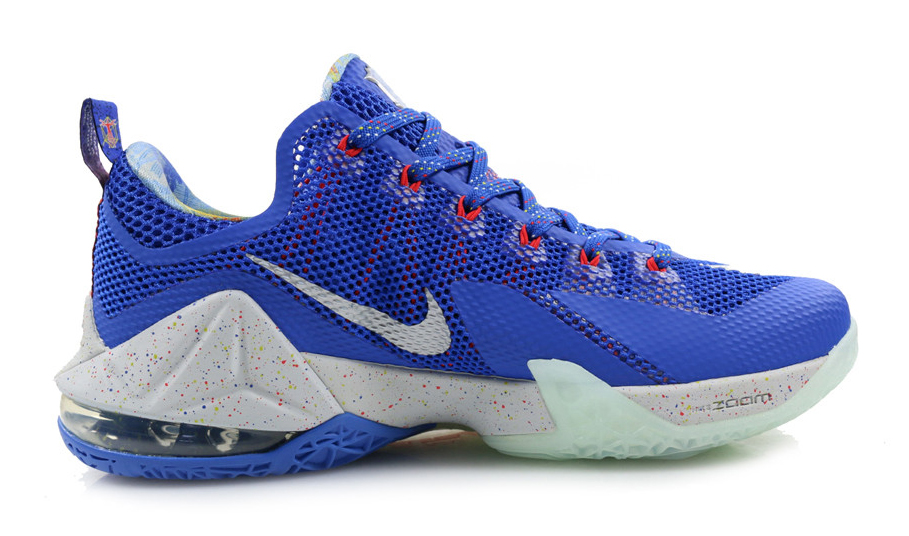 414b6342915d Nike LeBron 12 Lows Are Going on a World Tour