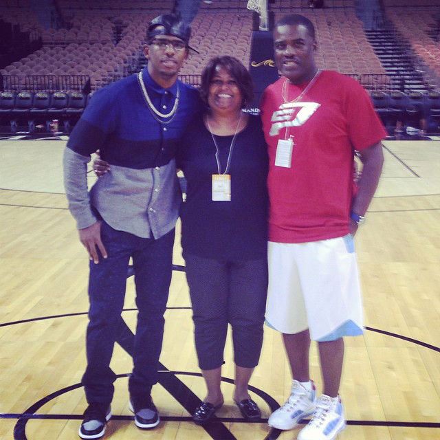 Chris Paul wearing Air Jordan 1 I Retro High OG Shadow