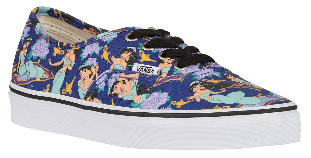 disney vans princess