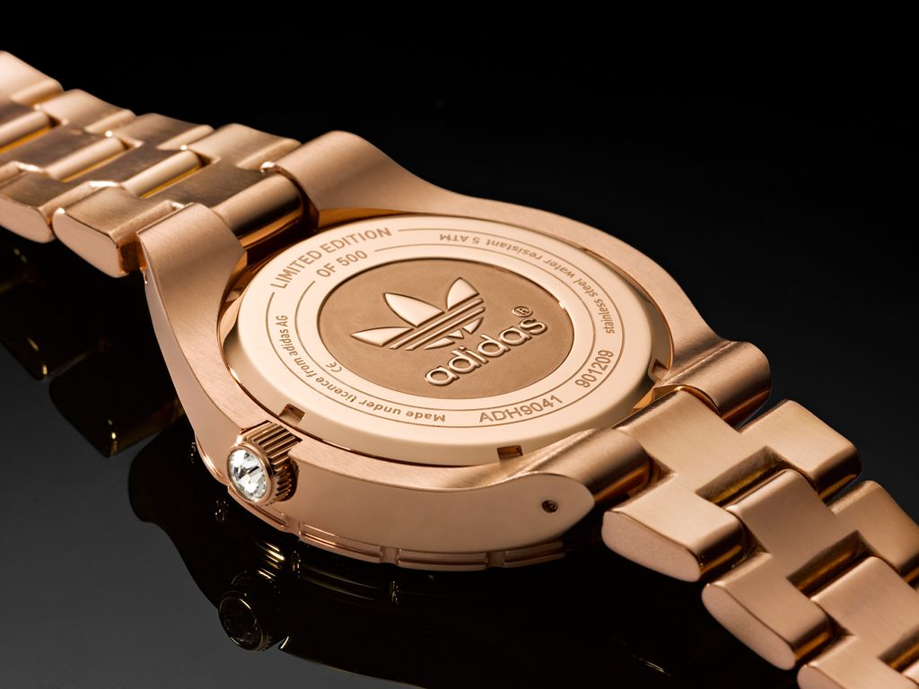 adidas Originals Holiday 2012 Limited Edition Melbourne Watch (2)