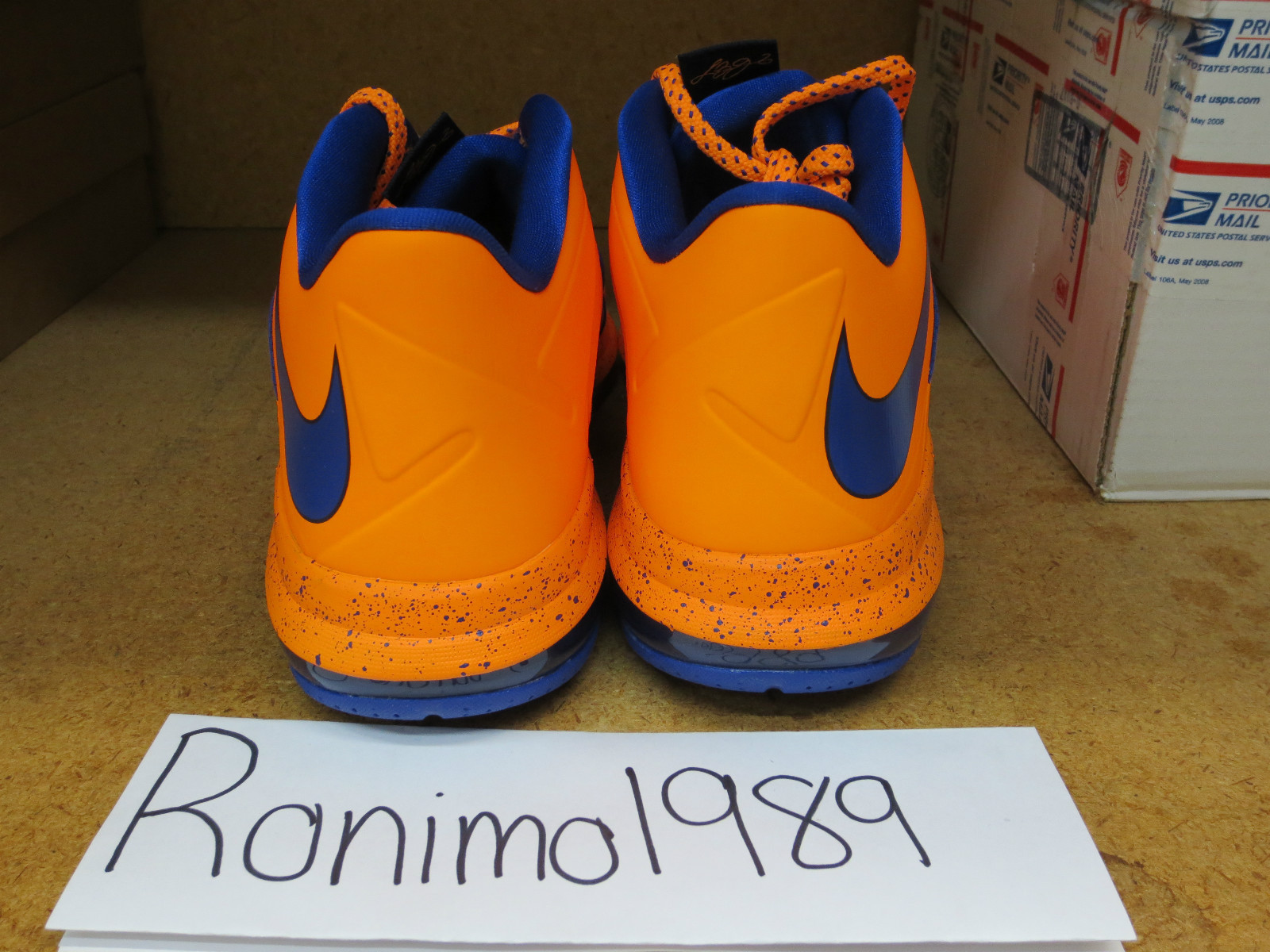 Nike LeBron X Low - NYC - New Images
