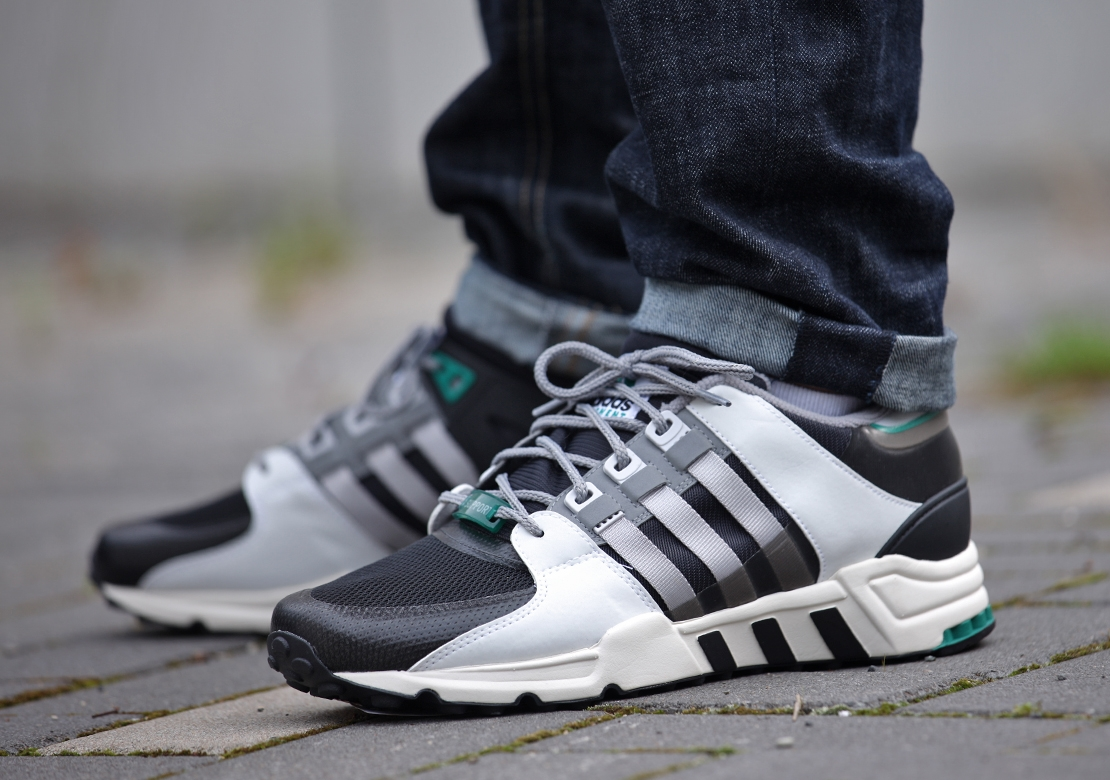 Adidas EQT Support 93/17 Review/On feet