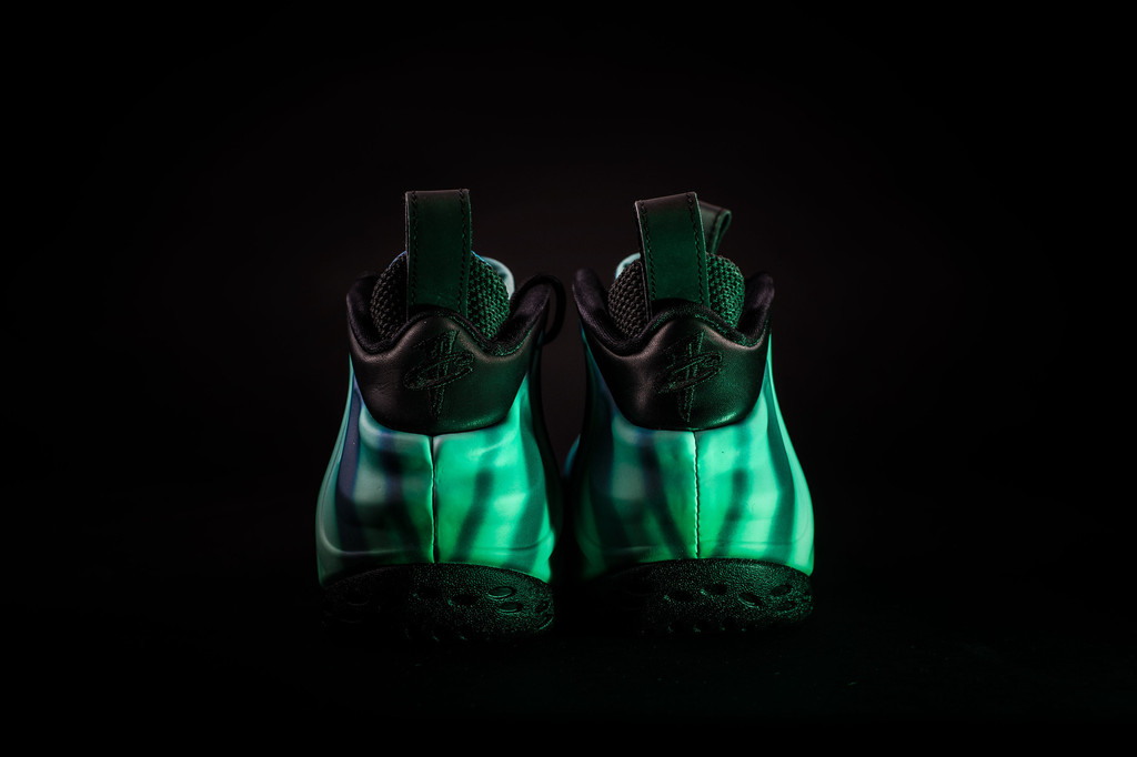 c713a51a7fe Northern Lights  Hit the Nike Foamposite Next Week