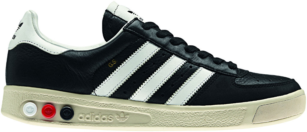 adidas Originals Archive Pack - Spring/Summer 2013 - GS Black White Q20417