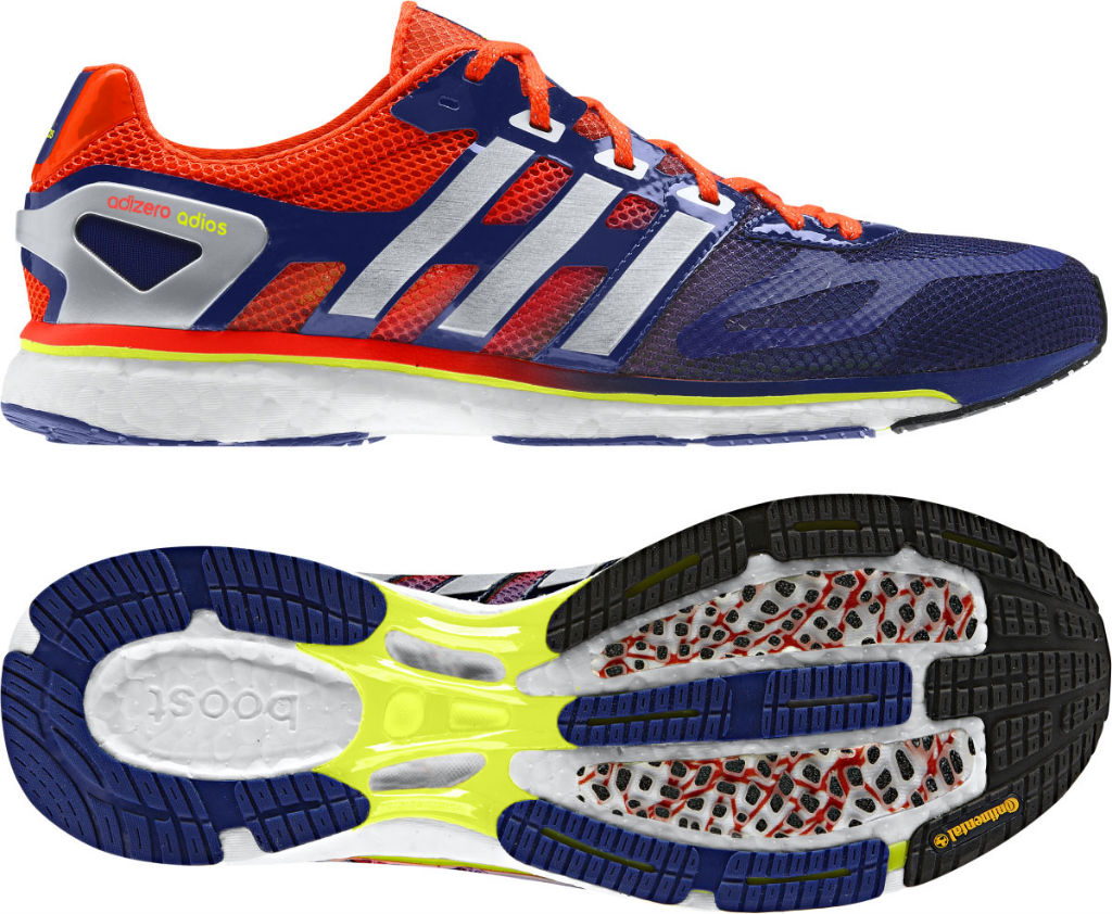adidas 2013 Boston Marathon Collection adios Boost