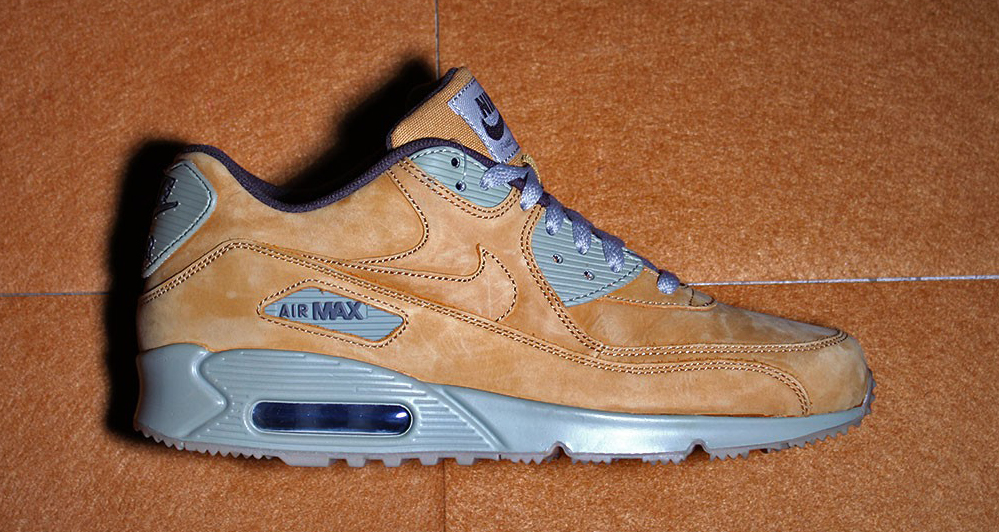premium selection 94597 a81f1 Nike Air Max 90s Go  Wheat  for Winter