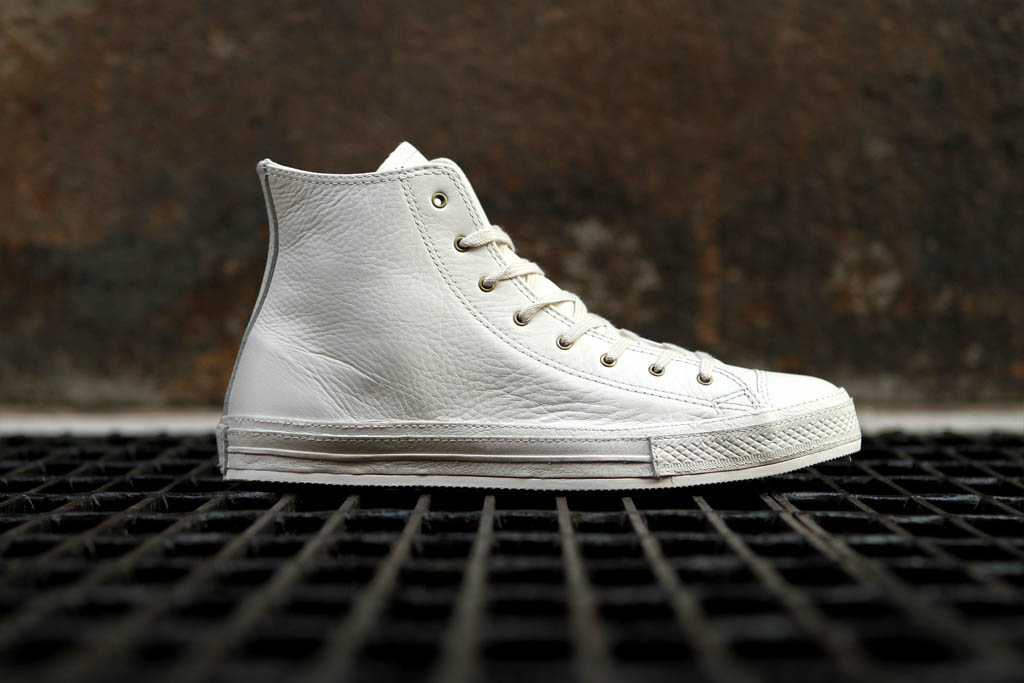 Converse Chuck Taylor All Star Premium White (1)