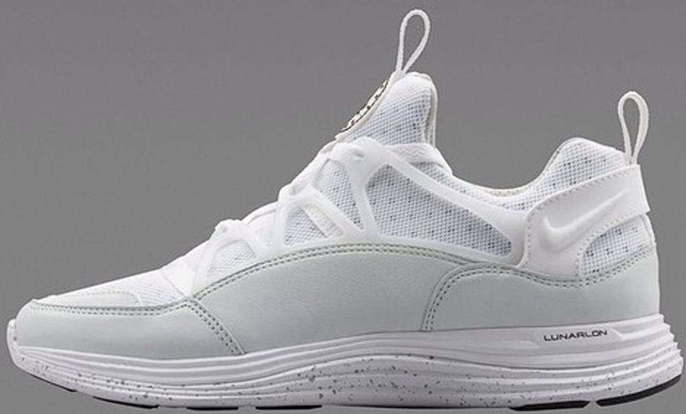 Nike Lunar Huarache Light SP TZ White/White-Back