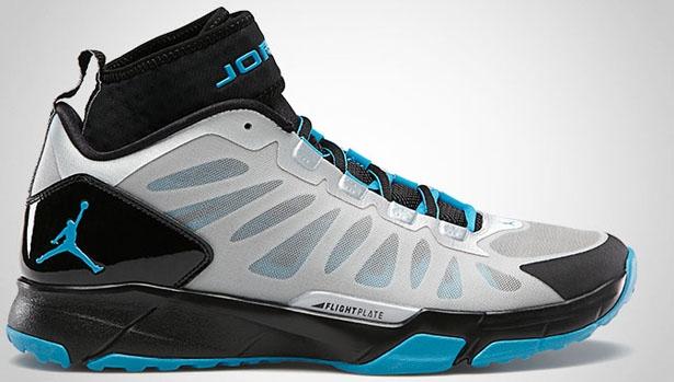 Jordan Trunner Dominate Pro Metallic Platinum/Neo Turquoise-Black