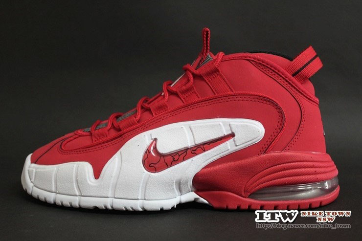 Nike Air Max Penny 1 Red 685153-600 (1)