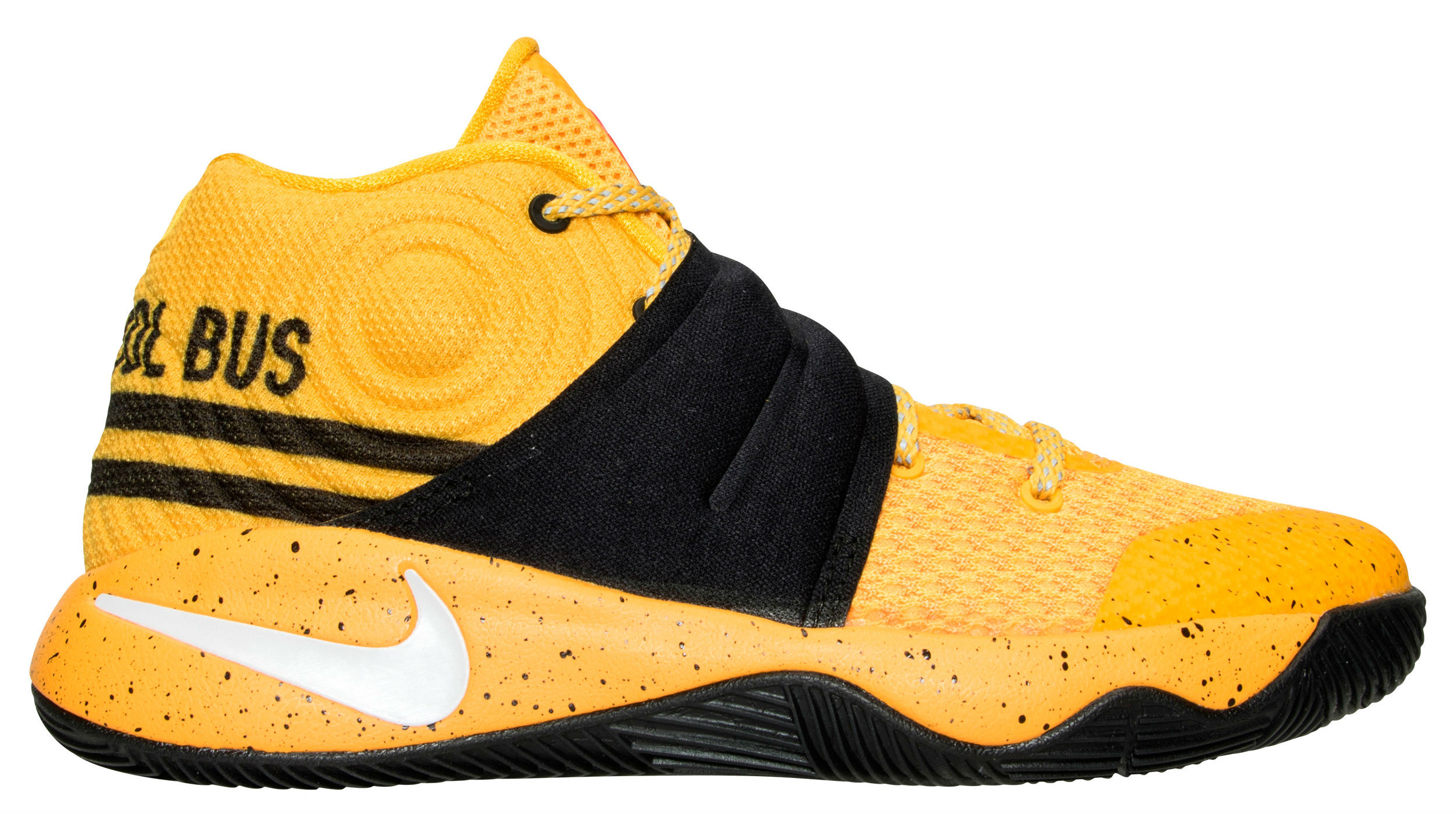 best sneakers 0937f 69e89 australia nike kyrie 2 black gold finals da309 e6d08  top quality school  bus kyrie 2 release date side 827280 700 be166 59b57
