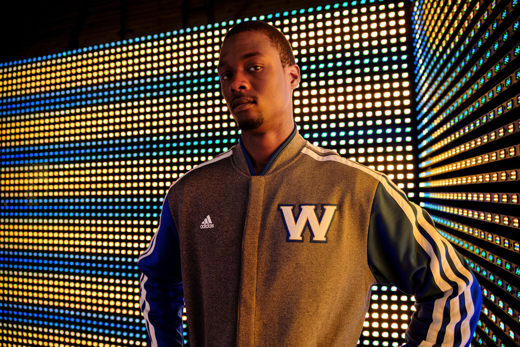 adidas 2013-2014 NBA On-Court Collection // Harrison Barnes (3)