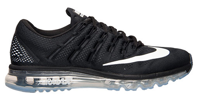 nike air max 2016 all black