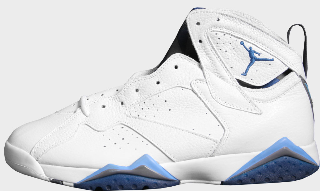 Air Jordan 7 Retro \\u0026#39;French Blue\\u0026#39;