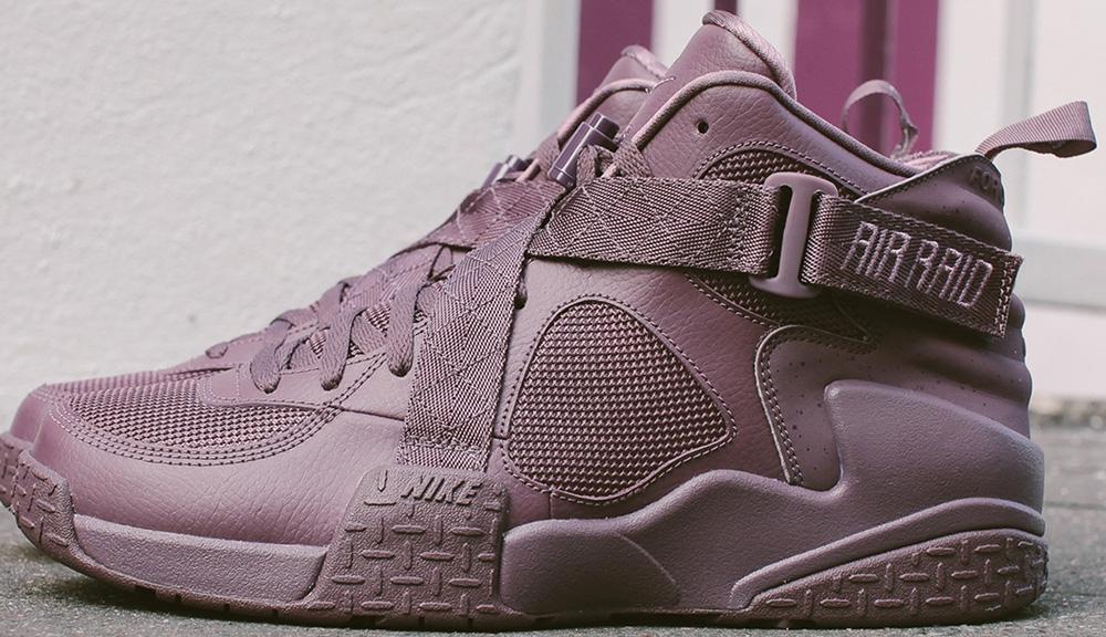 Nike Air Raid Purple Shade/Purple Shade