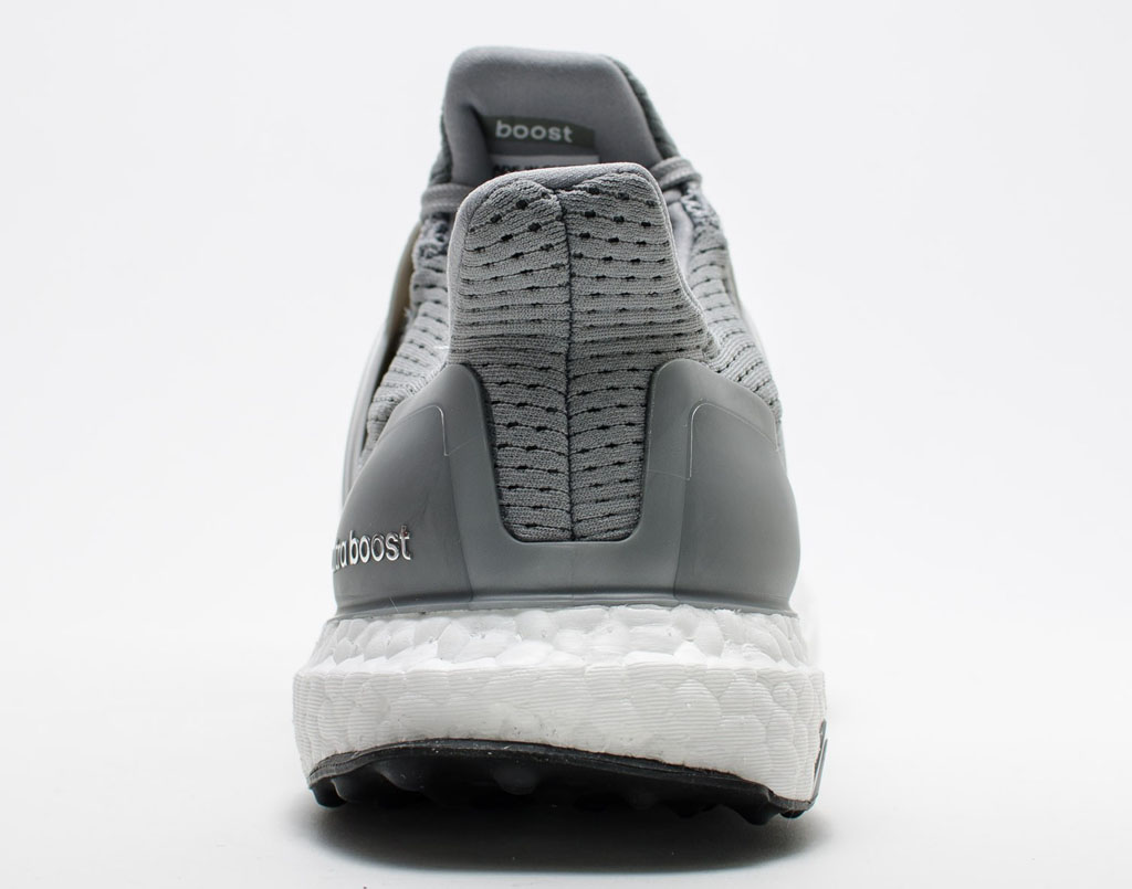 Adidas Ultra Boost Silver For Sale