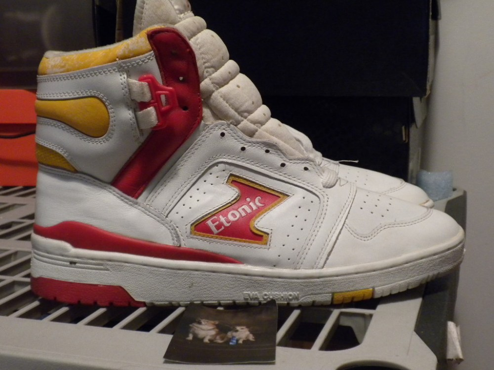 3f03af7c9403 Forgotten Footwear    Etonic Hakeem Olajuwon Signature Shoes