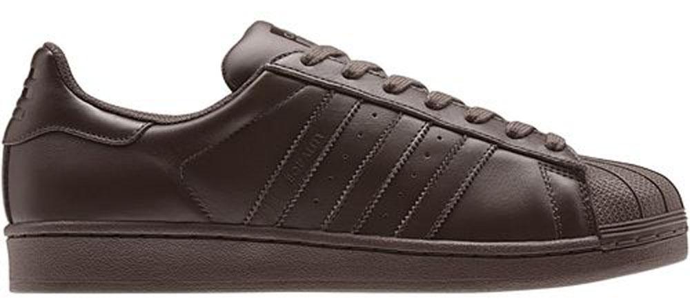 adidas Superstar Brown/Brown-Brown