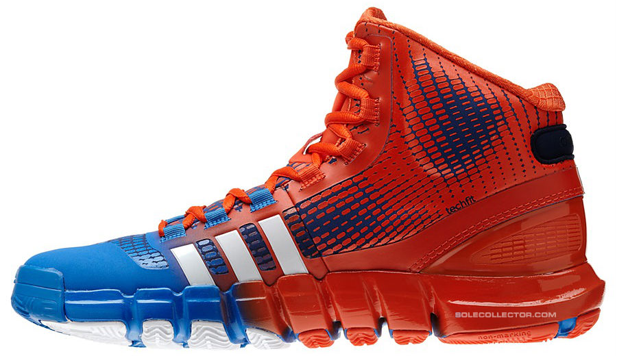 adidas Crazyquick Orange Blue Knicks G66422 (2)