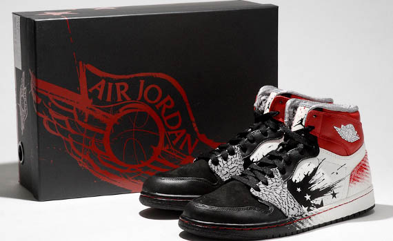 online store 94e2e cf7b8 Dave White x Air Jordan 1 Wings for the Future Release Date | Sole ...