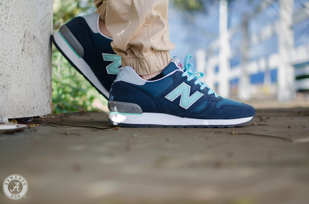 new balance with joggers