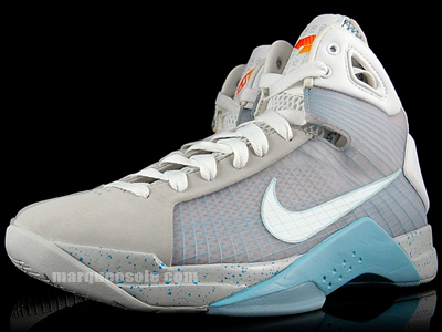 13cd87e89e1 Marty McFly Colorway of the Nike Hyperdunk