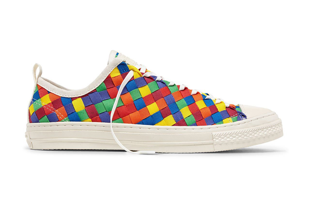converse chuck taylor all star multicolor weave pack