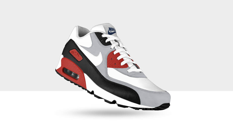 free shipping fe7c1 2f544 Nike Air Max 90 iD - Paris Saint-Germain