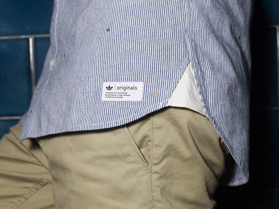 adidas Originals Blue Collection SpringSummer 2012 Full