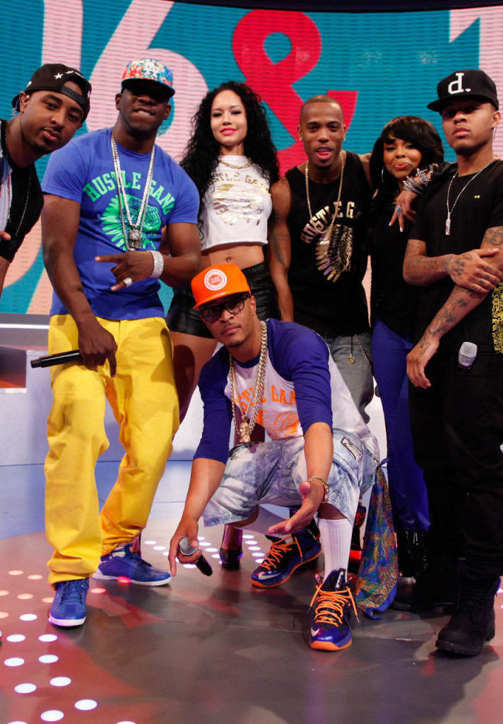 T.I. Wears Nike LeBron X PS Elite Superhero (9)